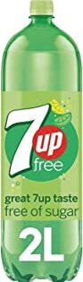 7UP Free 2L (Pack of 8)