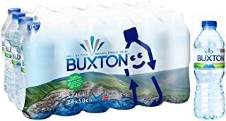 Buxton Still Mineral Water,
