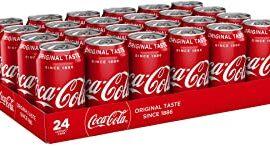 Coca Cola Original Taste 24 x 330ml