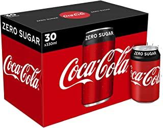 Coca-Cola Zero Sugar 30 x 330ml Cans