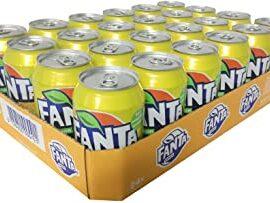 Fanta Lemon 24x 330ml