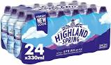 Highland Spring Still Mineral Water, 330ml (Pack of 24)