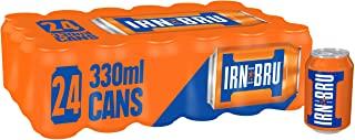 IRN-BRU Fizzy Drink Cans, 330 ml,